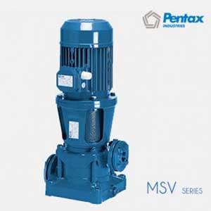 Máy bơm đa tầng cánh Pentax MSVA 4/7.5
